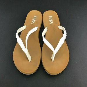Flojos Braided Sandals Size 10.5-11